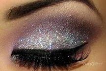 Makeup. / by Savannah Hill