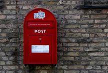 mail box / by Saburo Uogashira