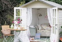 Gardening/Back Yard Pretties / For that OTHER room ... the outdoors. / by Mary Jo @ Sunflower Daze Farm