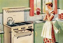 Vintage Kitchens / by Little Susie Home Maker