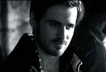 Once Upon A time / ok... honestly, it's pretty much gonna be Killian Jones for the most part. / by Scarlett Hughes