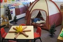 Camping, Owls, Forest Theme / by Happy Teacher