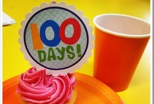 100th/101st Day of School / by Happy Teacher