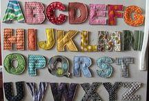 Alphabet / Alphabet Ideas, Resources, & Lessons #preschool #kindergarten #RTI / by Happy Teacher