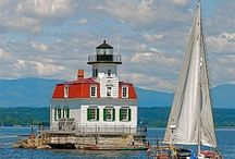 light houses / by Sherry Rightmer