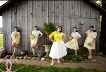 All Things Bridesmaids / by The Farmhouse Weddings LLC
