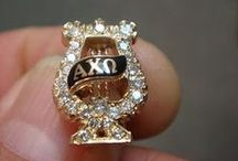 Alpha Chi Omega / by Shelby Andrews