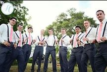 All about the men / by The Farmhouse Weddings LLC