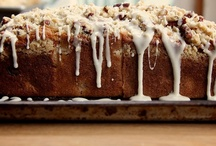 Breads & Coffee Cakes / by Charla Bennett