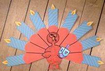 Thanksgivukkah / Gobble Tov!  / by Happy Teacher
