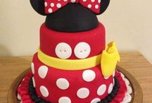 Kie Turns 2 / Minnie and Mickey themed party / by Kristina Anderson