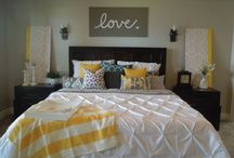 Home Love: YELLOW and GRAY / by Leah Sexton