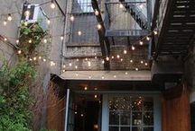Backyard Ideas / Backyard inspiration, projects DIYs, etc. / by Megan Vickers (Embrace The Crazy blog)