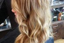Hair Inspiration / by Megan Vickers (Embrace The Crazy blog)