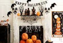 halloween party ideas / by Megan Mrdja Ferguson