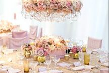 All Wedding Ideas / Anything & Everything to do with #WEDDINGS: #centerpieces, #reception, #invitations, #floral & #decor, #lighting, #candles #ceremony, #reception, #tablescapes #flowers #bouquet #wedding / by Maria (Envision Elegance Weddings)