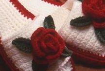 Crocheting / by Marilyn Leal
