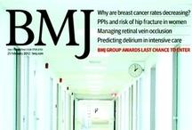 Medical Journals I like / by David Lewis