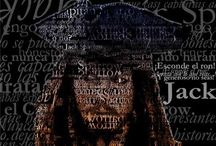 A Pirates Life For Me / Captain Jack Sparrow / by Cheryl Hobbins