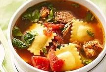 Soups, Stew, Salads & Sauces / by Mommy's Kitchen - Tina Butler