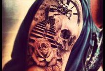 Tattoos / by Ashley Poole