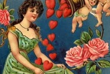 Vintage Valentines / by Connie Mason