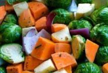 Vegetables / by Mommy's Kitchen - Tina Butler