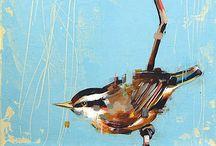 birds / by Linus Limbert