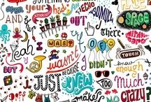 typography / by Linus Limbert