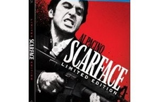 "Scarface / One of the most influential gangster epics of all time, Scarface is the rags-to-riches story of Cuban immigrant Tony ""Scarface"" Montana, who finds wealth, power and passion beyond his wildest dreams…at a price he never imagined. From acclaimed director Brian De Palma and Oscar-winning writer Oliver Stone. A modern-day classic, Scarface stars Academy Award winner Al Pacino in an unforgettable performance as one of the most ruthless gangsters ever depicted on film, also starring Michelle Pfeiffer. / by Universal Studios Entertainment"