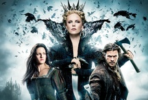 Snow White and the Huntsman / Snow White is the only person in the land fairer than the evil queen, who is out to destroy her. But what the wicked ruler never imagined is that the young woman threatening her reign has been training in the art of war with a huntsman who was dispatched to kill her. Own Snow White and the Huntsman on Blu-ray & DVD September 11, 2012. / by Universal Studios Entertainment