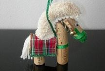 Cork Crafts / by Nancy Calhoun