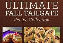 Tailgating Treats / Recipes for a Football Party / by Nancy Calhoun