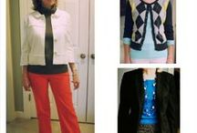 paNASH Style closet edits / Outfit ideas we've created from the closets of our clients. We come in to your closet and make new outfits out of what you already own! Let us know if you'd like us to do the same for you! (visit http://www.paNASHstyle.com) / by paNASH Style LLC