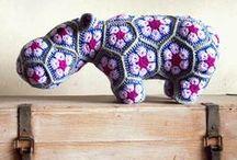Hippos Hippos Hippos / by Anita Callahan
