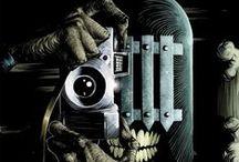 Comic book greats / by Adam Kennedy