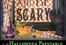 Halloween  / by Amanda Smith-Wetzel