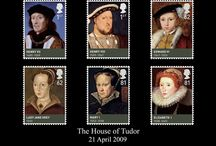 Tudor History / by Michele Morehous