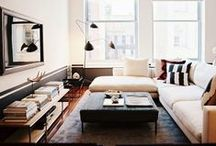 Living Large / Tall ceilings and big windows for a small guy.  / by Victor Ng