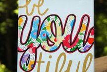 Craft Ideas / by Maddie Ward