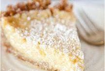 Cheesecake & Pie / by Averie Sunshine {Averie Cooks}