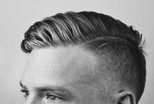 The Cut / Just a bit off the sides.  / by Victor Ng
