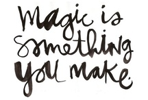Magical Thinking / by Colleen Star Koch