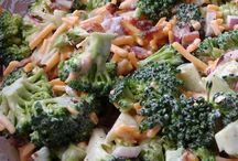 Sides and Soups- Healthy / by Kerry Bollech