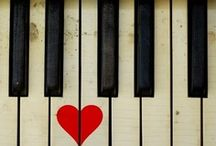 For the love of Music... / by Latasha Cooledge