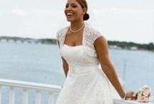 Wedding Dress Ideas / by Colleen Star Koch