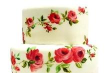 Wedding Cake Ideas / by Colleen Star Koch