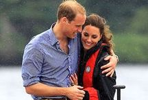 Princess Kate and Her Prince Charming William / by Sybil Leger