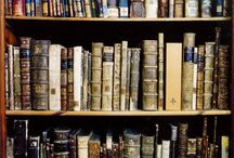 Books & Libraries / by Stephanie Walker