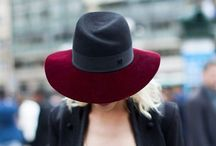 Hats on. / by Maeve